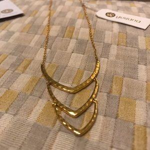 Gorjana 'Amanda' Pendant Necklace (NWT)